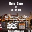 Belo Zero (Of Do Or Die) - Come Talk About It (Song) @BeloDoOrDie